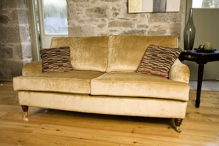 Holmes Large Sofa Sofas Sofas Chairs Furniture
